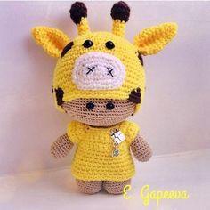 игрушки крючком схемы вязания игрушек вязаные куклы ☆