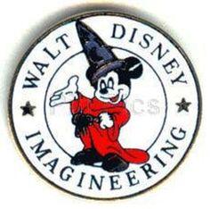 WDI Walt Disney Imagineering Fantasia Sorcerer Mickey Mouse Cast Pin SEALED | eBay