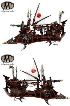 Dark Eldar Raider