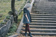 Style Fashion, Fashion Beauty, Military Jacket, The Outsiders, Booty, Elegant, Fall, Instagram Posts, Casual