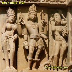 Tourist Attraction India: Khajuraho India