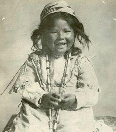 Klamath tribes of Native America