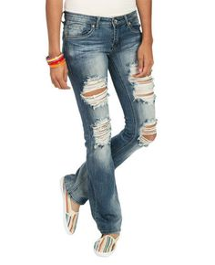 Best Ripped Jeans for Women | ... Tags Machine Jeans Ripped ...