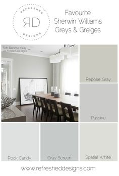 very light warm grey paint colors ~ very light grey paint colors ; very light grey paint colors sherwin williams ; very light grey paint colors behr ; very light warm grey paint colors Interior, Living Room Paint, Living Room Warm, Living Room Colors, Paint Colors For Living Room, Repose Gray Sherwin Williams, Perfect Grey Paint, Home Decor, Grey Paint