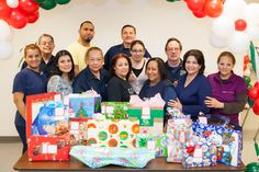 """Goya Employees collected toys to donate to the Salvation Army of Union City for children of the """"Christmas Angel Tree Toy Program"""" #goyagives"""