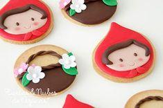 Tartas, Galletas Decoradas y Cupcakes: Erase una vez....Caperucita Roja