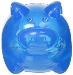 KONG Squeezz Jels Pig Squeaking Dog Toy, Large (Colors Vary) *** Find out more about the great product at the image link. (This is an affiliate link) Kong Dog Toys, Dog Chew Toys, Dog Toys Amazon, Dog Itching, Dog Training Pads, Dog Shedding, Dog Diapers, Dog Travel, Dog Barking