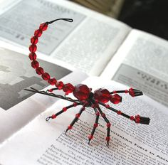 Sooo cool, could make one for Alistair and one for myself! Both scorpios!! Better than the one he got from Bassiro by far!