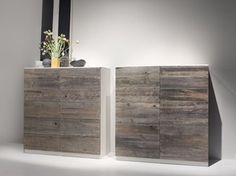 Cajonera de madera XIAN | 10 drawers - EmmeBi