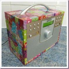 Decopauged radio