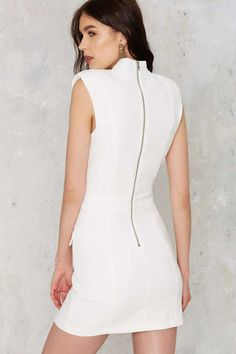 Calista Tuxedo Dress - Clothes | Going Out | LWD