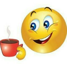 Dit smiley is alles over de cafeïne. Symbols Emoticons, Funny Emoticons, Emoji Symbols, Emoji Love, Cute Emoji, Emojis Meanings, Smiley Emoticon, Smiley Faces, Show Me Your Face