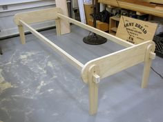 Marcy Field Cot