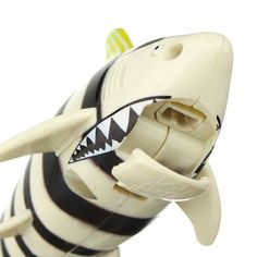Radio Rc Mini Electrical Small Shark-Shaped Water Toys With Transmit Sale - Banggood.com