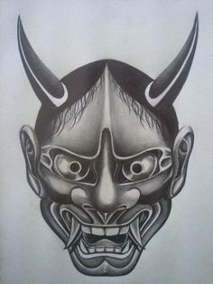 hannya mask - Google Search