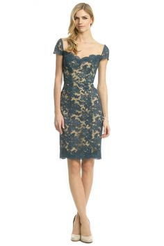 Rent Lady Bennet Dress by Reem Acra for $65 only at Rent the Runway.