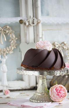 """Schokoladen Käsekuchen """"der schmecktwohl"""" www.lisbeths.de"""