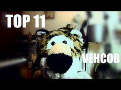 "Musique - Top ""11"" Vehcob Production 2016 - YouTube"