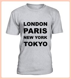London Paris New York Tokyo (*Partner Link)