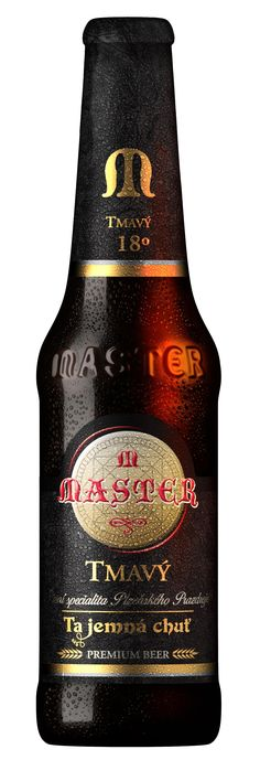 Master Tmavý 18° - Czech Republic
