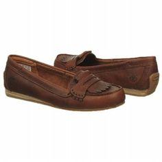 Women's Timberland Caska Kiltie Brown Leather Shoes.com