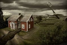 Erik Johansson ...interesting!