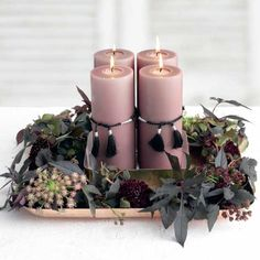 Advent dán módra — Dekorella