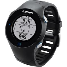 Garmin Forerunner 610 Touchscreen GPS Watch With Heart Rate Monitor >>> See this awesome image  : Fitness Technology