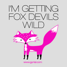 """i get fox devils wild - """"Forbetter your English"""" LOL"""