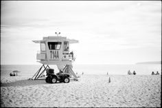 Tower T14A  January 14, 2012 Leica M7 Big Beach.