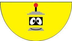YO GABBA GABBA PARTY HATS