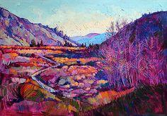 Sierra Shadow by Erin Hanson