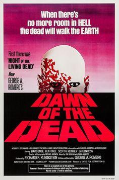 Dawn of the Dead, 1978.  George A. Romero