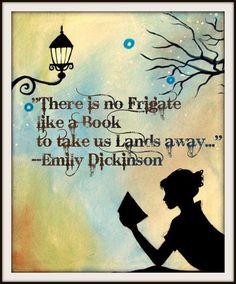 Coisas de Terê→ Emily Dickinson