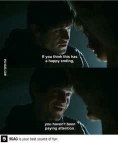 """""""Game of Thrones in a single quote."""" <== A more apt description has never been spoken."""