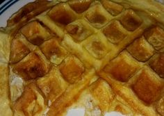 Low Carb Cream Cheese waffle Recipe -  Very Tasty Food. Let's make it!