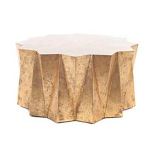 Brass Metal, Antique Brass, Drum Table, Round Coffee Table, Wood Veneer, Side Tables, Contemporary, Antiques, Home Decor