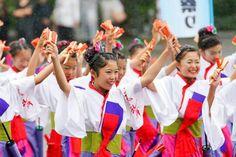 大江戸ソーラン祭り2014  グランプリ授賞