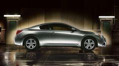 Nissan Altima® Coupe 2.5 S shown in Brilliant Silver