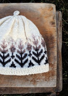 Little Fair Isle Hat by Purl Soho free pattern on Ravelry at http://www.ravelry.com/patterns/library/little-fair-isle-hat