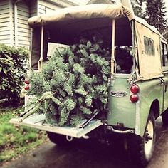 truckload of christmas