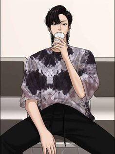 Handsome Korean Actors, Handsome Anime, Suho, Snapchat Selfies, Ideal Boyfriend, Korean Fashion, Mens Fashion, Cute Girl Photo, One Piece Anime