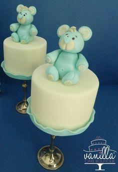 teddy bears minicakes