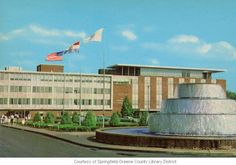 Lester E. Cox Medical Center :: Historic Postcards of Springfield, Missouri Springfield Missouri, Medical Center, Old Pictures, Childhood Memories, Statue Of Liberty, Places Ive Been, Nursing, Landing Strip, School