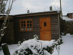 Snowy sheds compilation