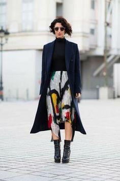 PARIS STREET STYLE | StyleCaster | by Adam Katz Sinding