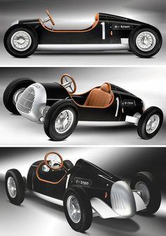 Audi | Audi's Auto Union Type C Limited Edition Pedal Car