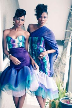 Nigeria's Sisiano Presents It's Premier Collection 'Ms. Green – The Beginning' | FashionGHANA.com (100% African Fashion)FashionGHANA.com (100% African Fashion)