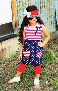 8d28b5a69c452 17 Best Baby Girl 4th Of July Clothing images | Girls 4, Newborn ...