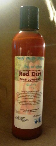 Natural Liquid Soap ~ South Pacific Waters